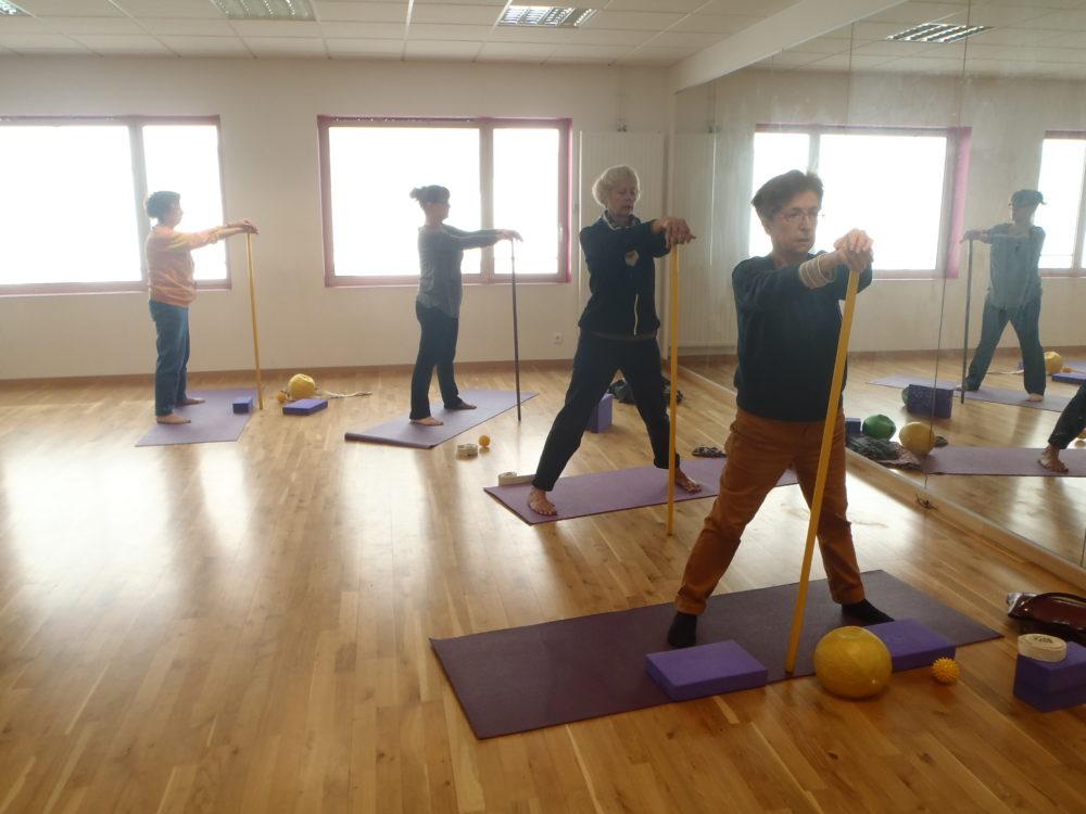 yoga adulte