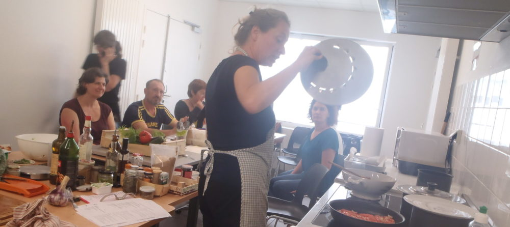 Ateliers cuisine alternative les ripossiens for Atelier cuisine meetic